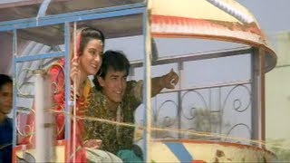 Isi Ka Naam Zindagi - Part 13 Of 15 - Aamir Khan - Pran - Top 10 Comedy Movies
