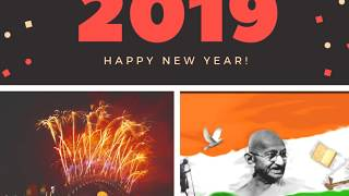 Happy New year 2019 motivational quotes in new year