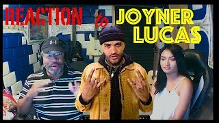 I'm Not Racist - Joyner Lucas  Producer Reaction