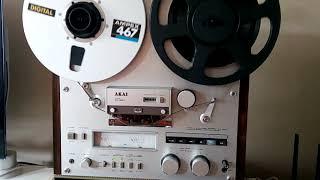 Video Akai GX 620 + Ampex  reel  EE download MP3, 3GP, MP4, WEBM, AVI, FLV Juli 2018