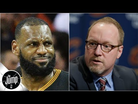 Mike Trivisonno - Former Cavs G-M Rips Time With LeBron