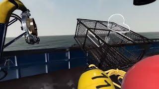 Pierwsze wrażenia z Symulatora poławiaczy krabów - Deadliest Catch: The Game / 16.11.2019 (#4)