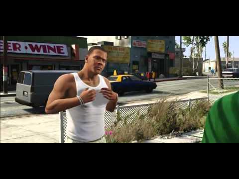 [DP] ตัวอย่างเกม Grand Theft Auto V Trailer 3 พากย์ไทย