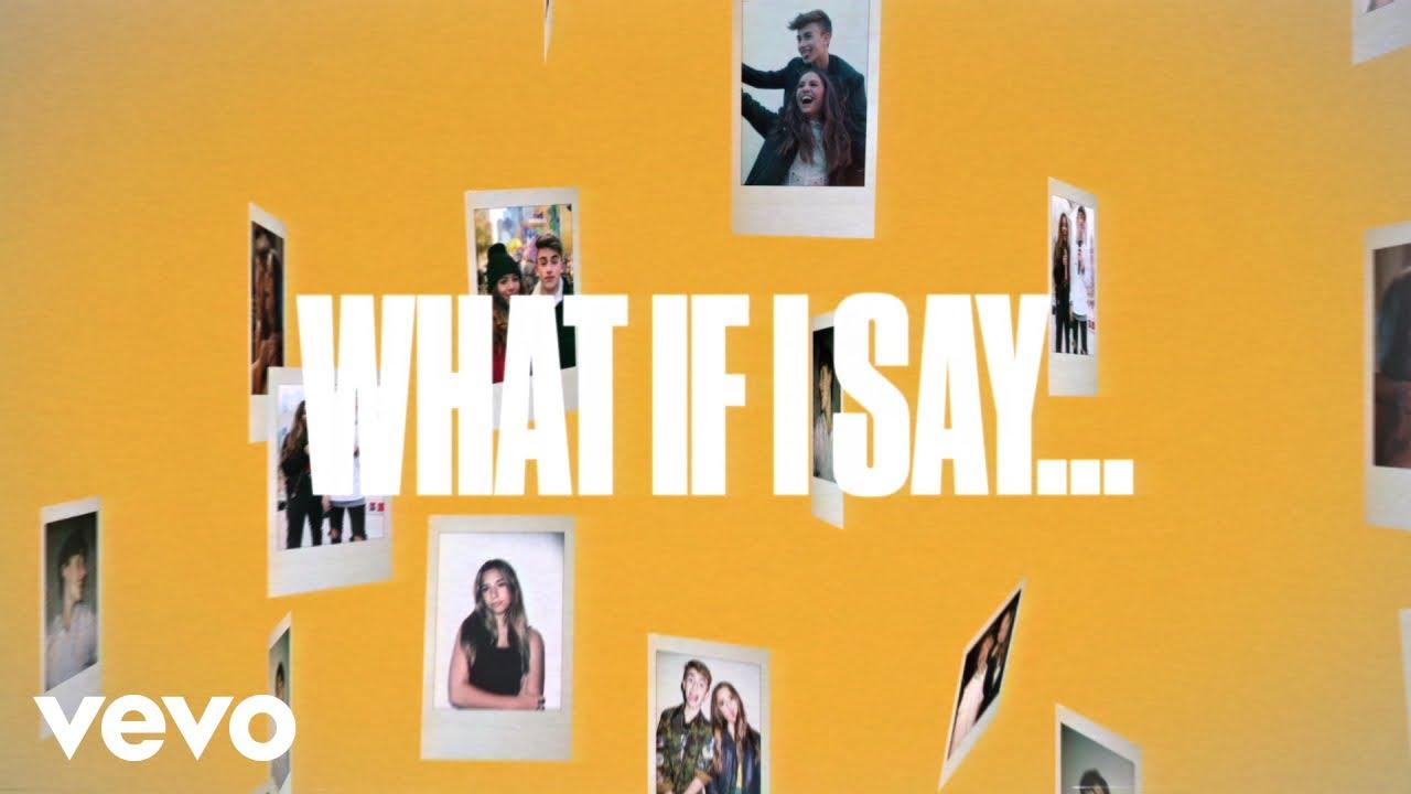 Arti Lirik dan Terjemahan Johnny Orlando & Kenzie - What If