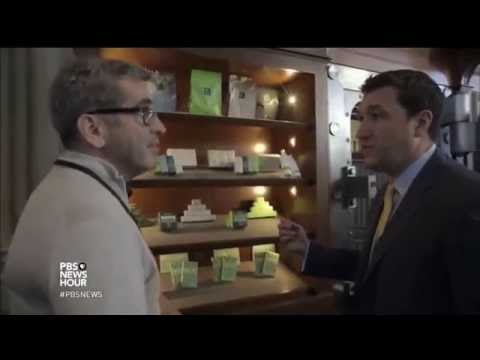 PBS News Hour: Medical marijuana research comes out of the shadows