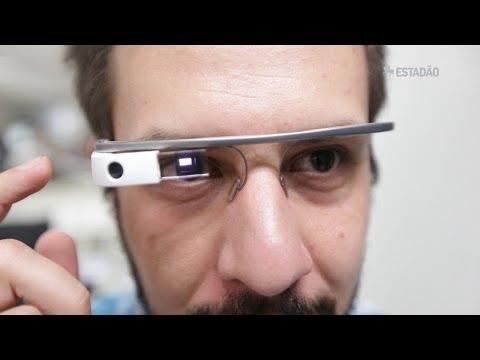 Testamos o Google Glass: afinal, para que ele serve?