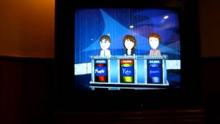 Brand New Jeopardy! Nintendo Wii Run: Game 1