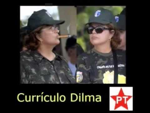 Curriculum da Terrorista Presidente Dilma Rousseff