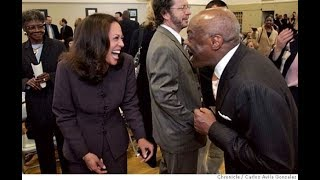Was Kamala Harris a Side Chick Who Slept Her Way to the Top?