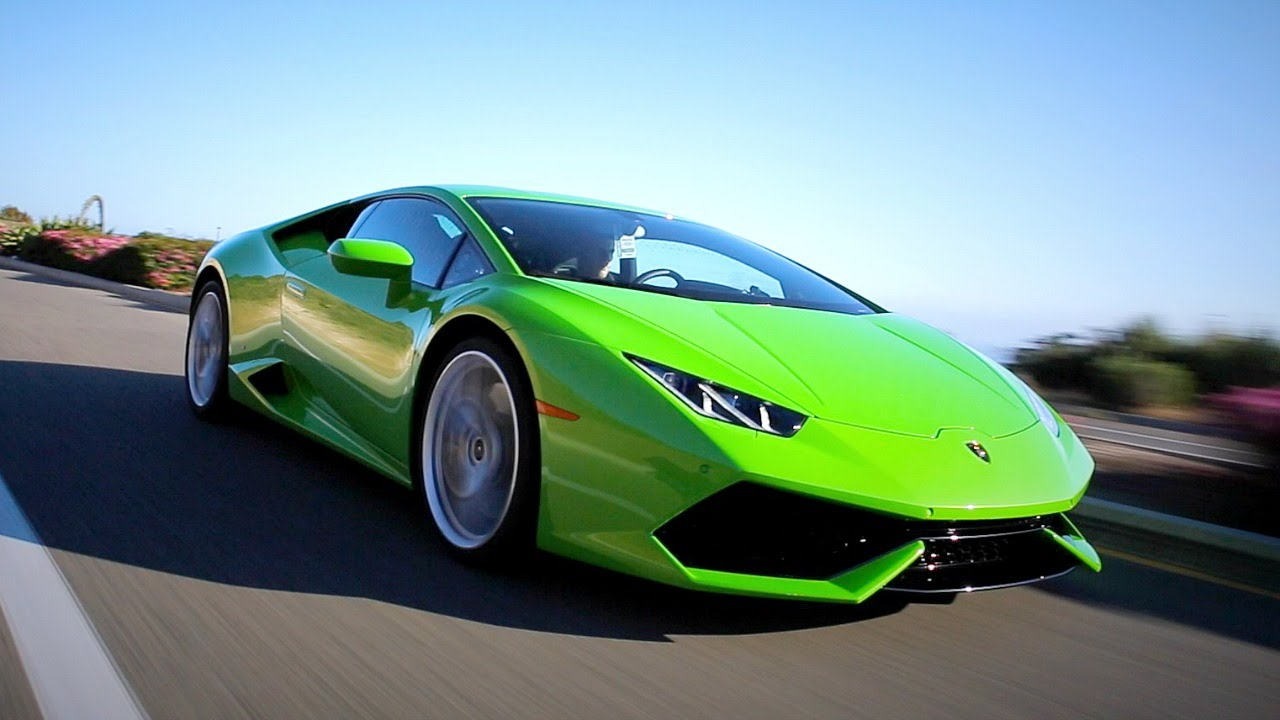 2015 lamborghini huracan lp 610-4 - review and road test - youtube