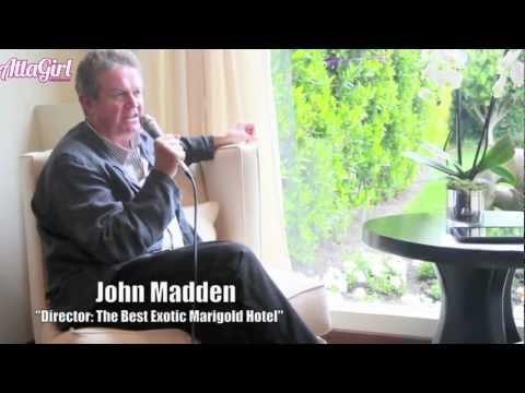 Best Exotic Marigold Hotel Director John Madden Exclusive Mp3
