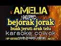 karaoke sasak BEJORAK JORAKarak telu buak jeruti cover AMELIA