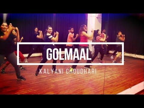 Golmaal Title Track - Kalyani Choudhari |...