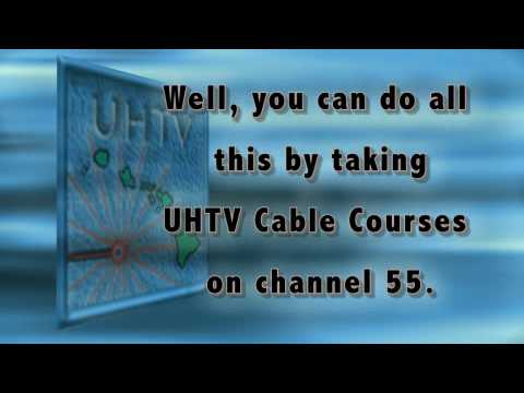Cable Courses and Distance Education from HCC
