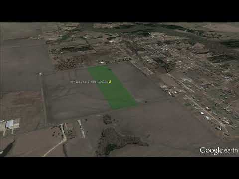 25 Acres, Ferris, TX Ellis, TX FlyOver Video