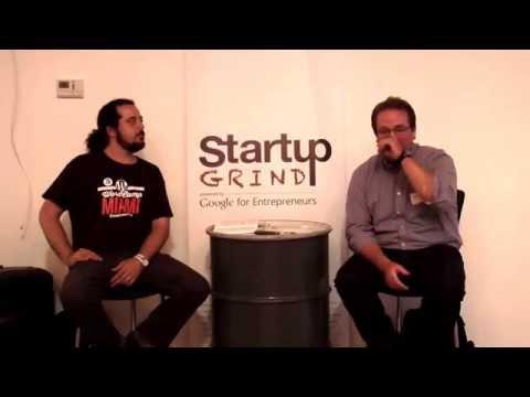 Startup Grind Hosts John Duffy (3Cinteractive) - Miami, FL