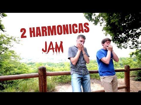 2 HARMONICAS JAM