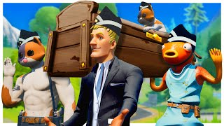 COFFIN DANCE but in Fortnite - Compilation (part 6-10)