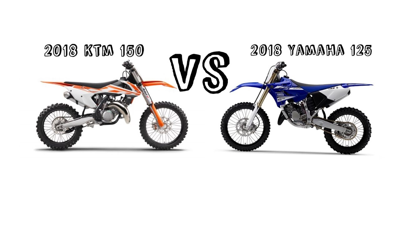2018 ktm 125. simple 125 2018 ktm 150 vs yamaha 125 with ktm