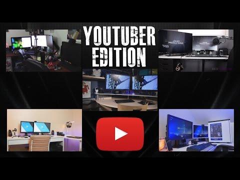 Setup Wars - Youtuber Edition | Episode 1