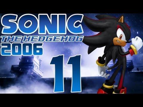 Let's Play Sonic the Hedgehog 2006 - Part 11 - Das Zepter der Finsternis