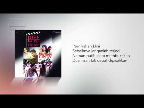Agnes Monica   Pernikahan Dini   Lyric Video