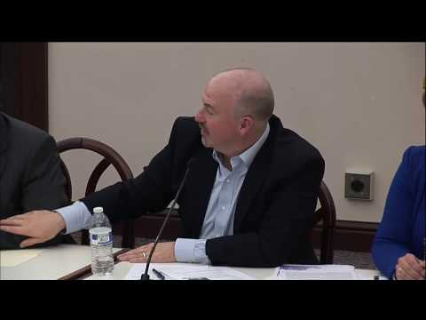 State Rep. Daryl Metcalfe doesn't like men touching his arm
