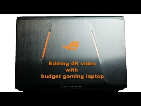 Computer Requirements for 4K Video Editing
