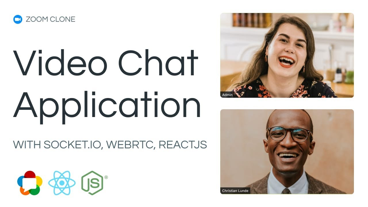 React Video Chat App Tutorial - Build and Deploy a WebRTC Video Chat Zoom Clone | Tabnine