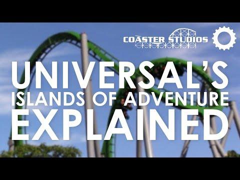 Universal's Islands of Adventure: Explained