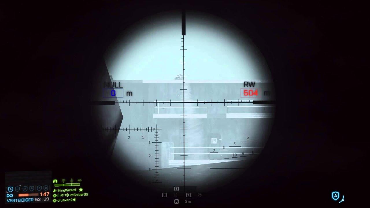 Entfernungsmesser Für Scharfschützen : Ghost recon wildlands bestes scharfschützengewehr msr früh