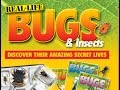 Real life bugs magazine issues 1,2 and 3