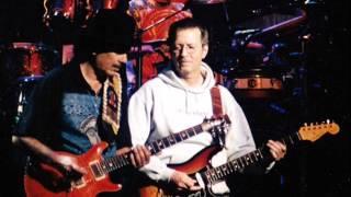 Eric Clapton & Carlos Santana ---24 minutes Live Jam ( very rare )