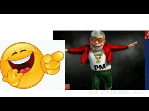 Dj wale babu Mera Ganna chala da!!-- NOO!! Paise wale babu Mera bajat bana da 👻👻