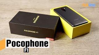Pocophone F1 — доступная производительность от Xiaomi