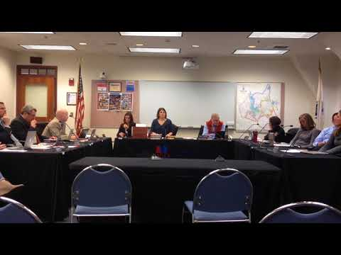 Public Speaker Sings Song and Argues First Amendment Law with Natick, MA School Committee