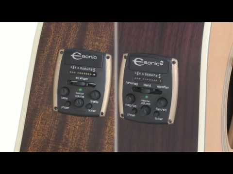 Epiphone eSonic Preamps - YouTube on