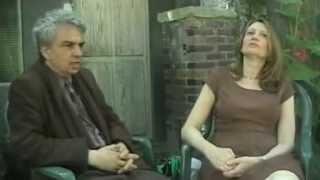 Jacques  Halbronn  avec Lynn Bell et  Gilles Verrier 2008,  Forum  104, Paris