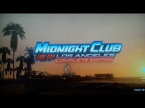 Racing Games At 144p lmao | Playing Midnight Club LA Online Part 6