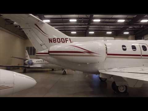 N800FL Walk Around Exterior NDA Private Jet Charter