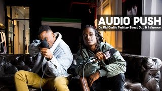 Audio Push Speak On Kid Cudi's Twitter Shout Out & Influence