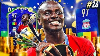 WE BOUGHT TEAM OF THE YEAR SADIO MANE! IS HE WORTH 3 MILLION COINS??? #26 MMT