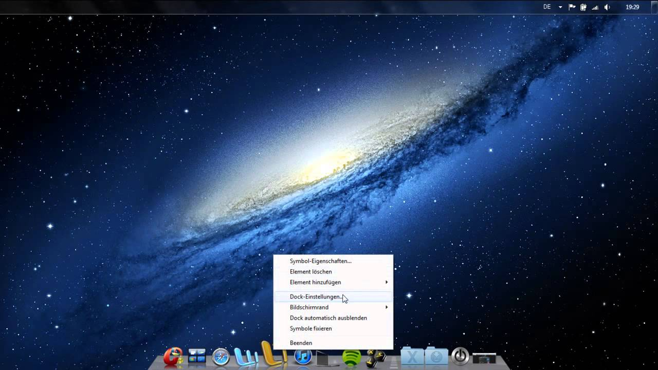 Mac os x skin for rocketdock - Mercedes gla bon coin immobilier
