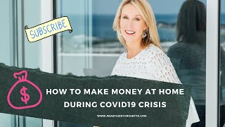 How To Make Money From Home During COVID19 Crisis | Selling Clothes Online