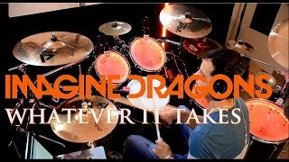 Imagine Dragons - Whatever It Takes - Drum cover | By Joey Drummer