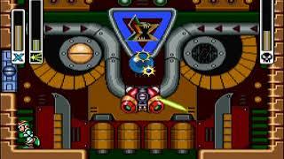 Mega Man X (SNES/PS2)  15 Sigma z combined