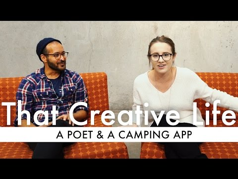 Writing Poems For a Living & How to Gamify an App | That Creative Life Ep.014
