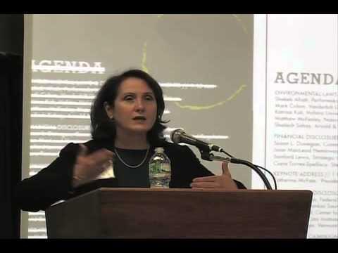 Keynote Address: Katherine McFate, Center for Effective Government