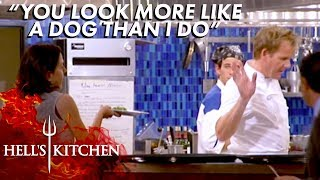 Customer IMMEDIATELY Regrets Compląining To Ramsay | Hell's Kitchen