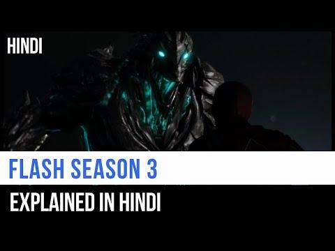 Flash Season 3 Recap In Hindi | Blue Pirates |